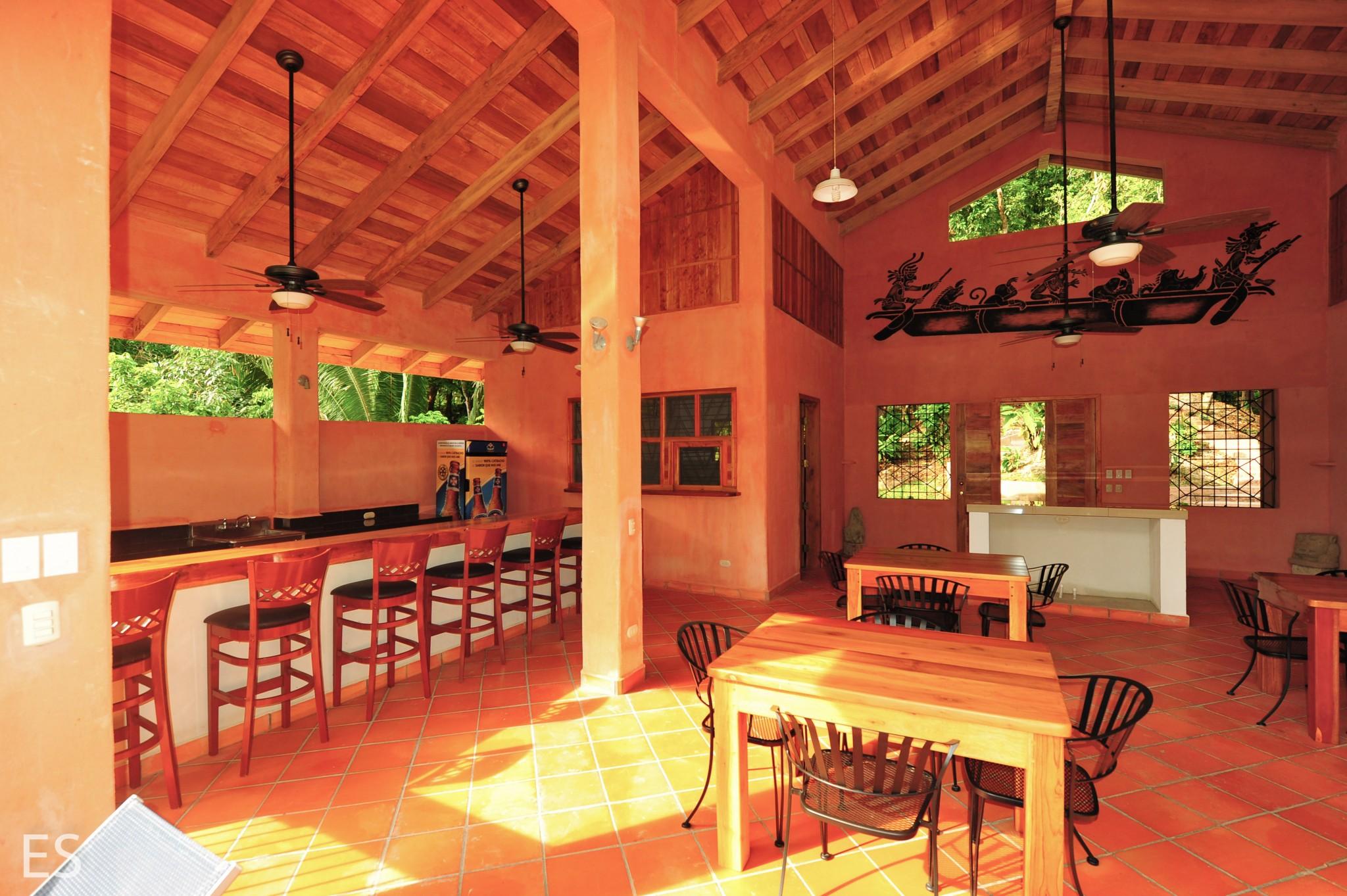 Common Area in Retreat Lodge